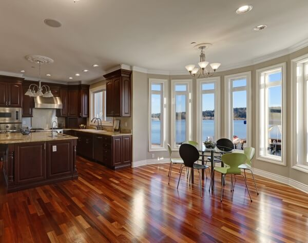 Hardwood Floor Refinishing Sanding